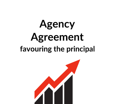 Agency Agreement Template (Favouring the Principal)