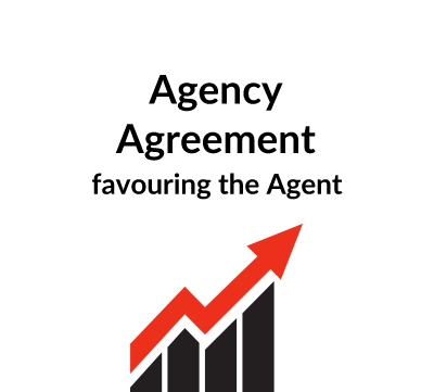 Agency Agreement Template (Favouring the Agent)