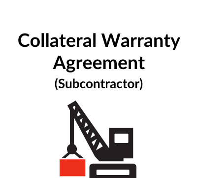Collateral Warranty Agreement (Subcontractor)