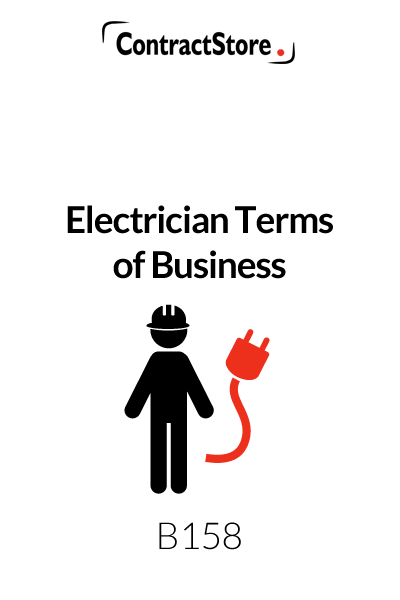 Electrician Terms of Business