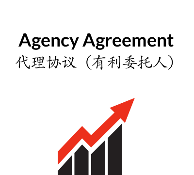 Chinese Agency Agreement Template